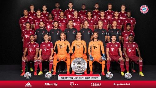 Mannschaftsfoto der Saison 2014/2015