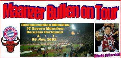 Die Maanzer Bullen beim Heimspiel gegen Lüdenscheid