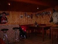 Clubraum der Maanzer Bullen